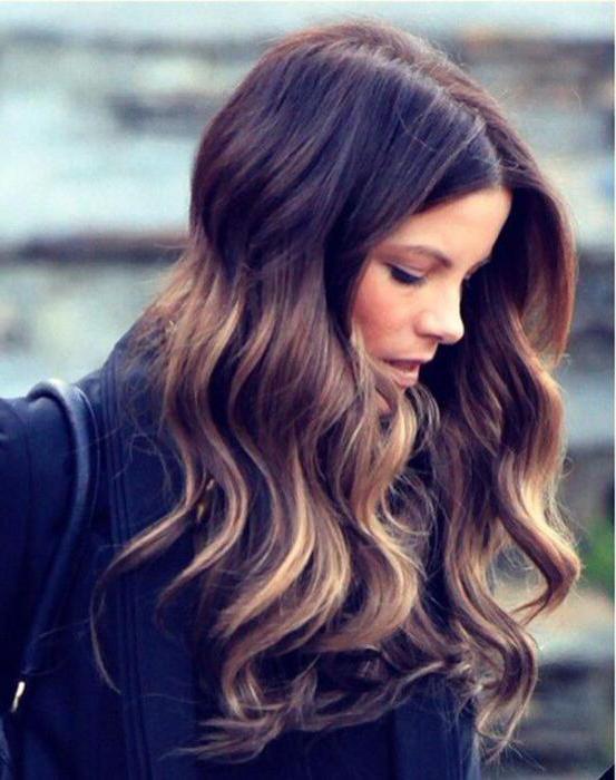 красивое окрашивание на короткие волосы
