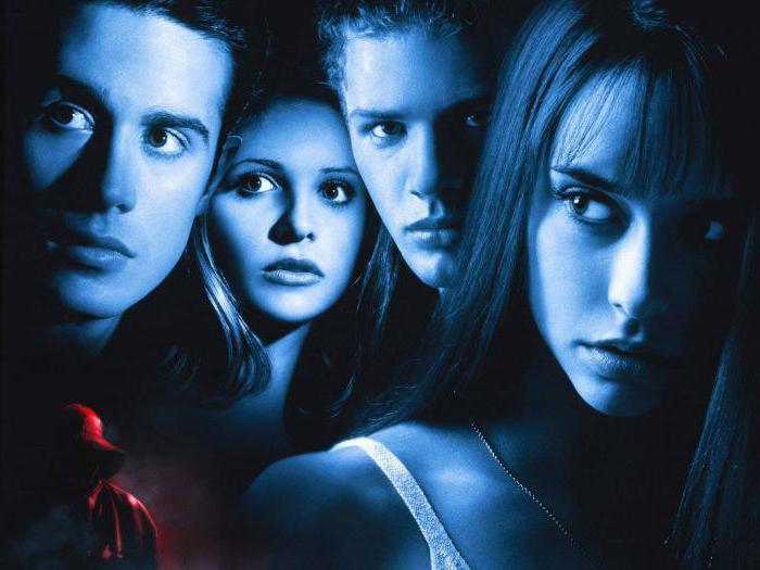 молодежные фильмы ужасов