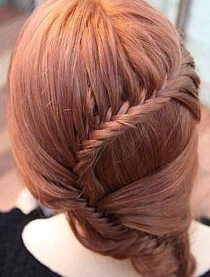 как заплести красивую прическу длинные волосы