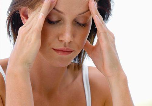 После лечения гайморита болит голова