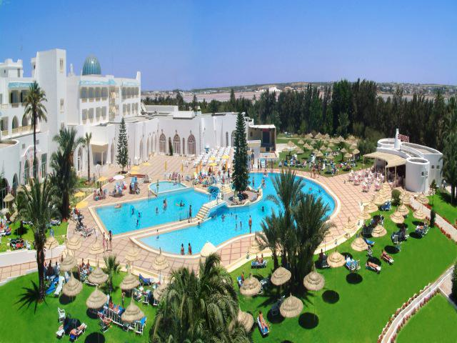 ramada liberty resort 4 тунис отзывы