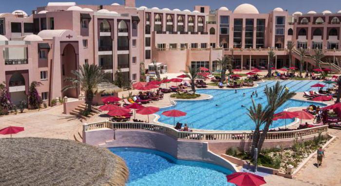 тунис джерба мара