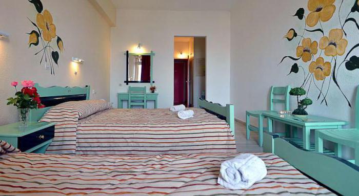 gemini hotel 3 корфу