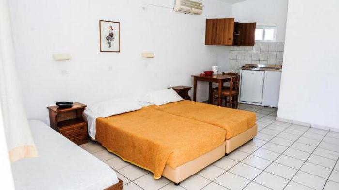 margaret hotel 3 родос греция