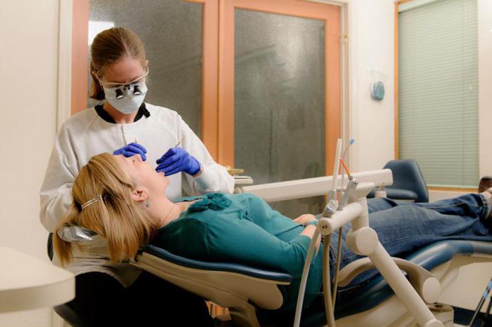 отекла щека после удаления зуба