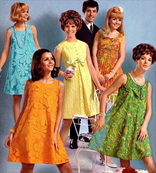 модные стили платьев