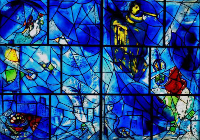 The history of stained glass in Russia and in the world. The art of making stained glass