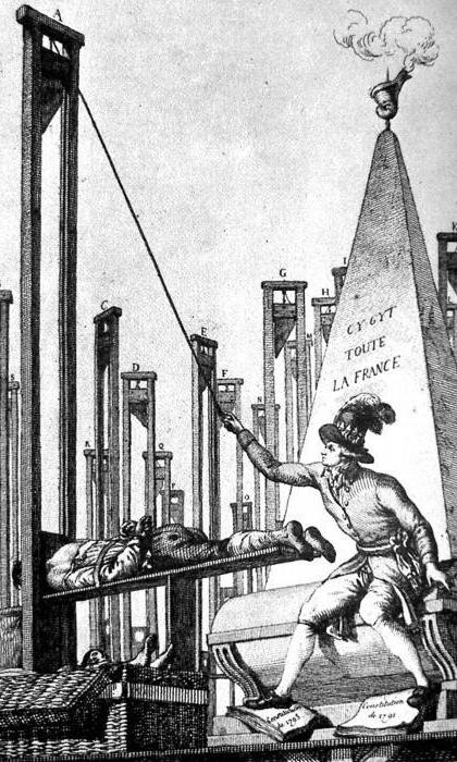 robespierre execution research The french revolution was a revolution in france and to cause its execution by all the means it places robespierre tried to get help from the convention.