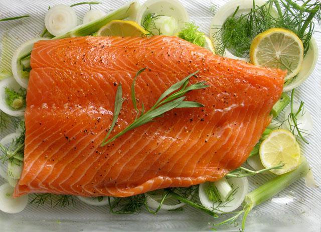 рыба под маринадом от юлии высоцкой