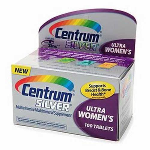 Витамины центрум для женщин