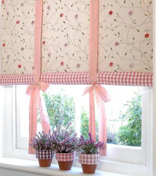 Ролл шторы своими руками пошаговая инструкция