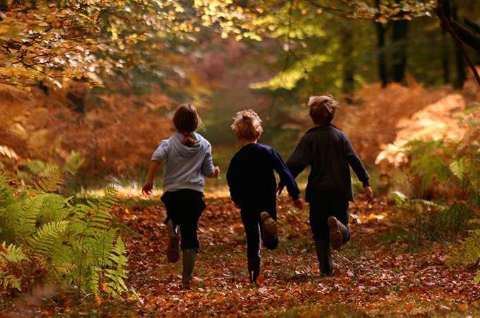 викторина шуточная про осень