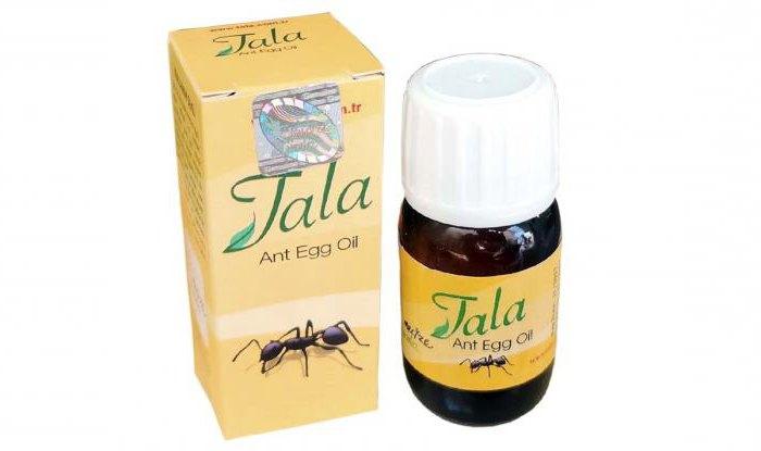 масло муравьиное для удаления волос отзывы