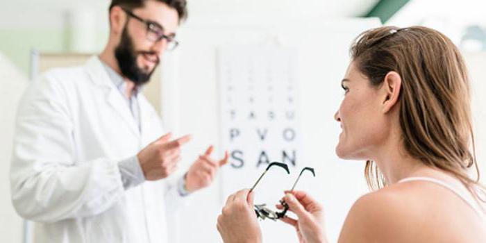 Для восстановления зрения тенториум