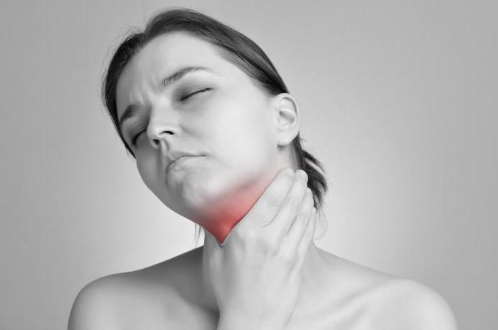 гранулезный фарингит симптомы лечение