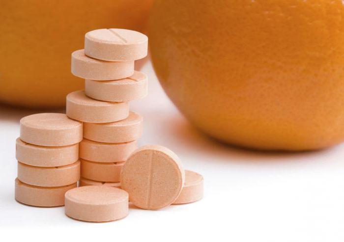 мукалтин форте с витамином с инструкция