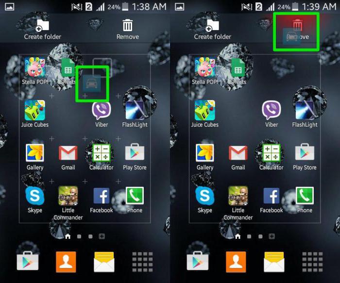 Ускорить работу смартфона android