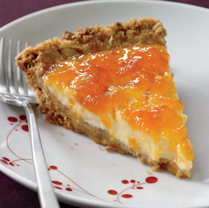 рецепты из абрикосового варенья пироги