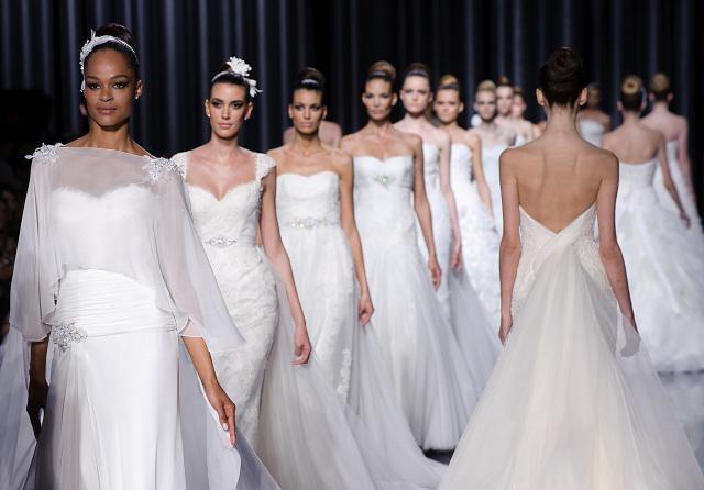модели свадебных платьев