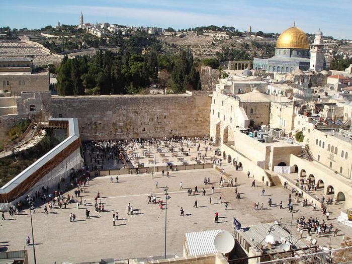 израиль старый город иерусалим