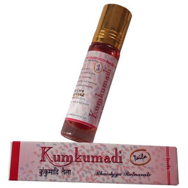 Кумкумади масло аюрведическое: описание, особенности применения и отзывы
