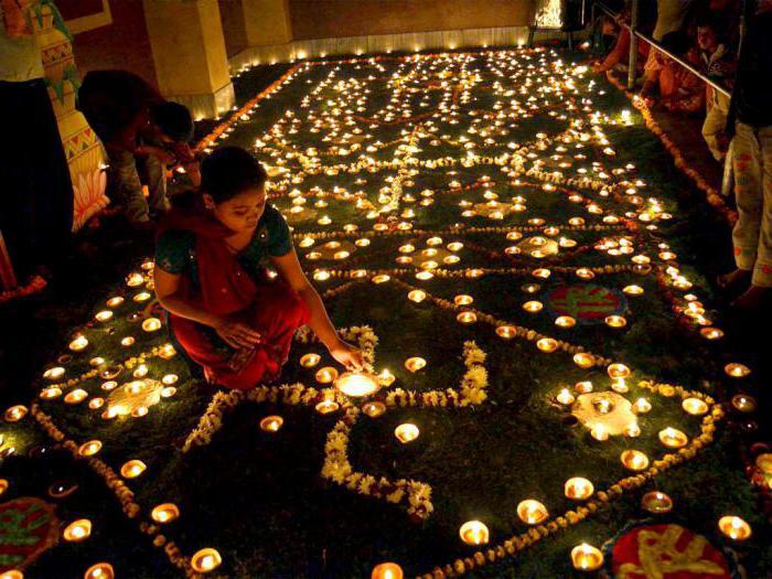 значение праздника дивали в индии