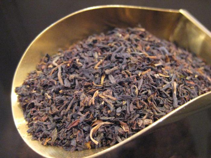 какой чай для похудения самый эффективный