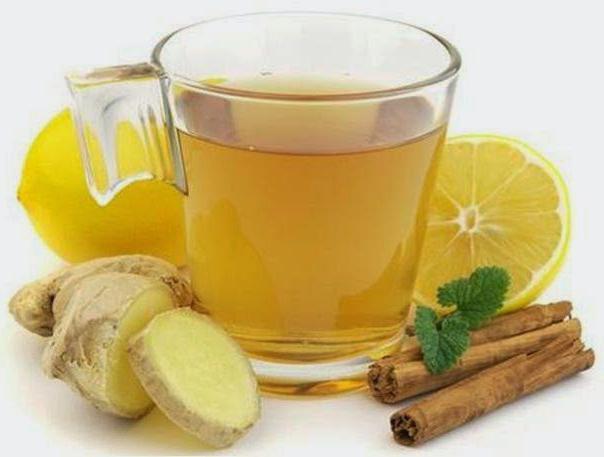 сколько дней можно пить чай с имбирем
