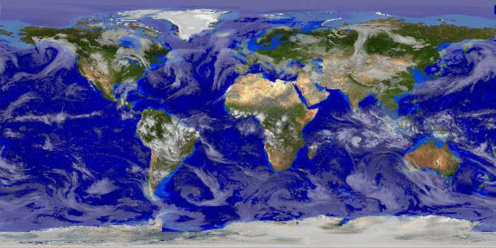 причина движения воздуха в атмосфере