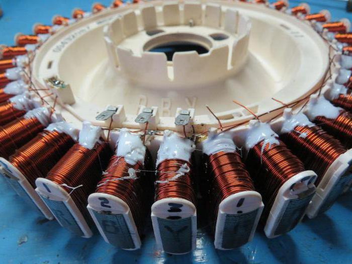как проверить электродвигатель стиральной машины