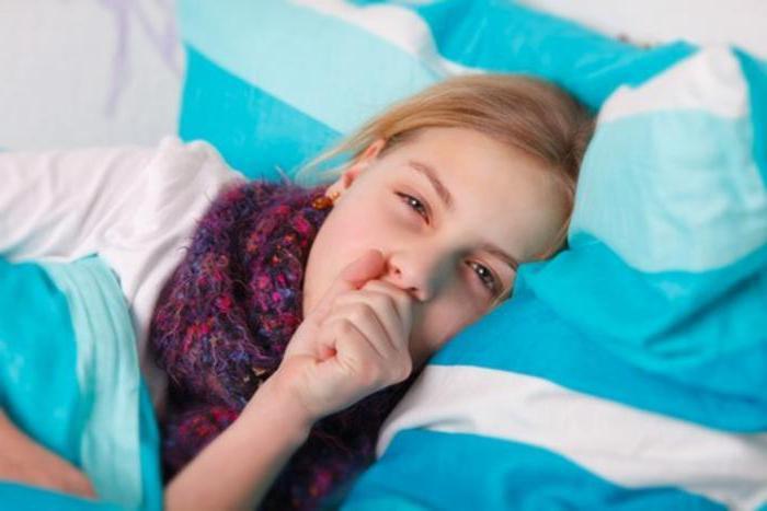 почему ребенок ночью кашляет больше чем днем