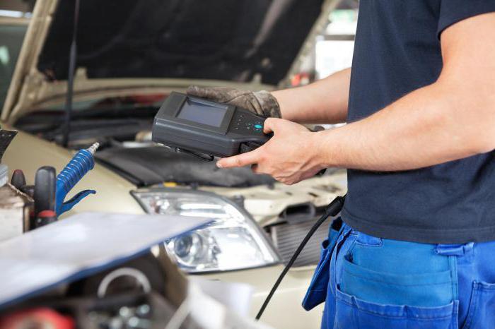 Как проводится диагностика двигателя автомобиля