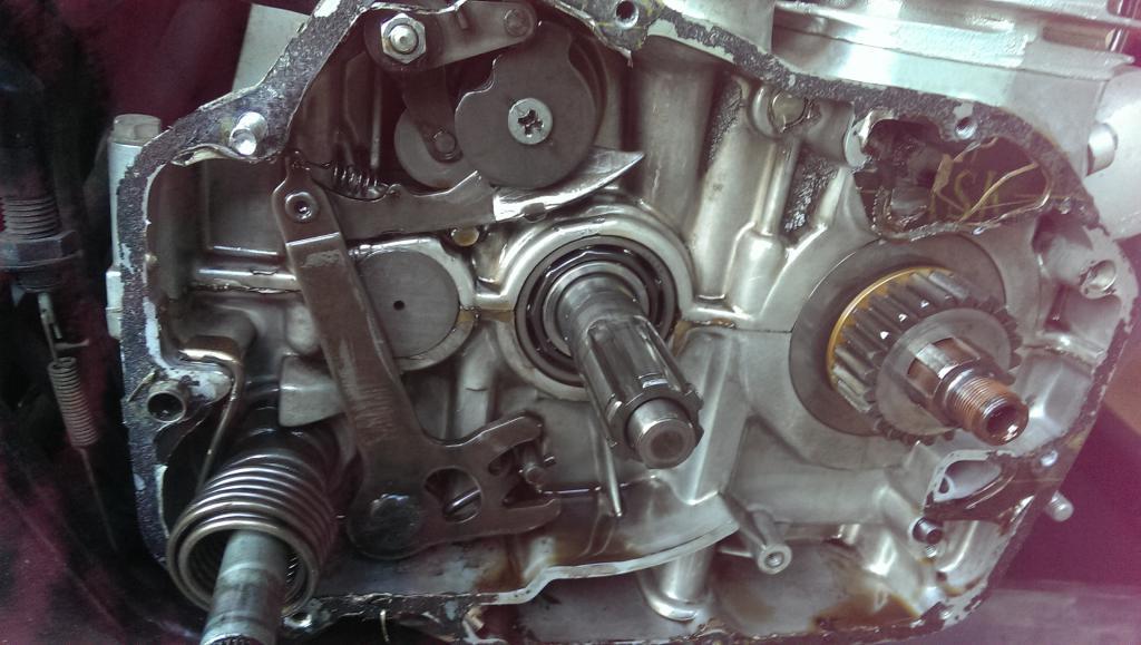 может ли заклинить двигатель