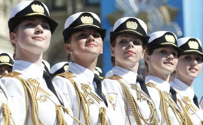 Военные специальности для девушек список