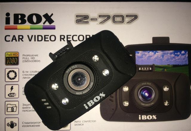 видеорегистратор ibox модель z-707
