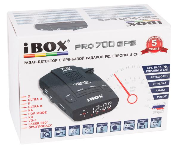 видеорегистраторы ibox pro-700