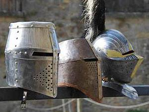 доспехи рыцарей средневековья своими руками
