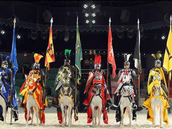 оружие и доспехи рыцарей средневековья