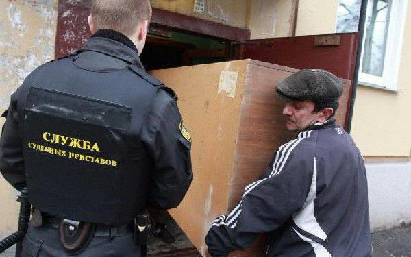 Порядок ареста счетов судебными приставами