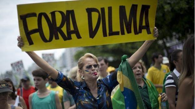 импичмент президенту бразилии голосование и