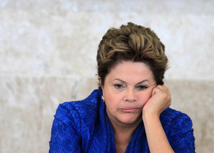 за что объявили импичмент президенту бразилии