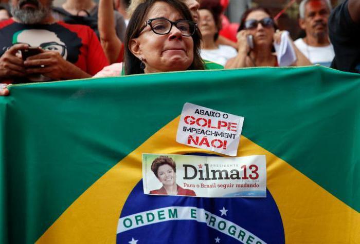причина импичмента президента бразилии