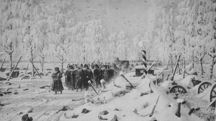 вторжение наполеона в россию 1812