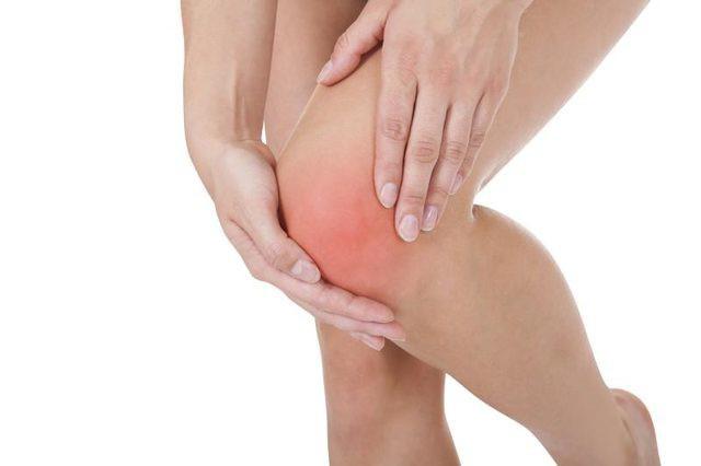 Болит слева от колена thumbnail