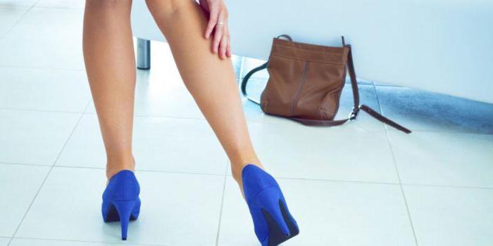 начальная стадия варикоза на ногах