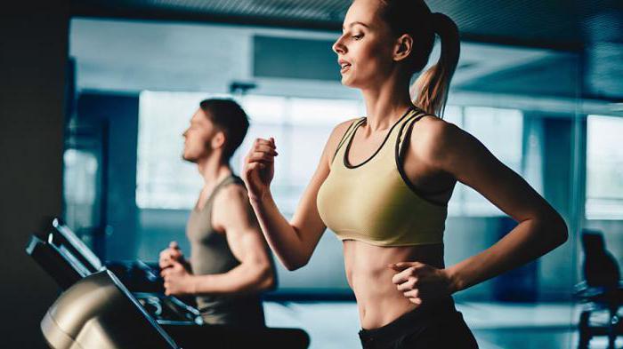 Как похудеть при занятиях в тренажерном зале