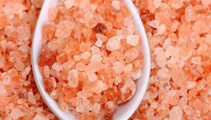 Гималайская соль для бани как использовать