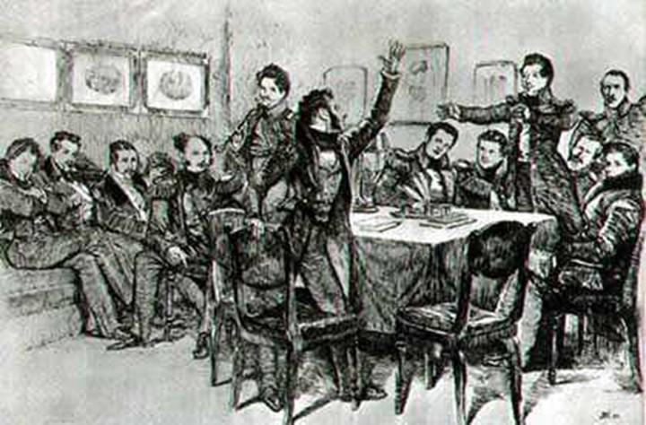 анализ стихотворения к чаадаеву пушкина кратко