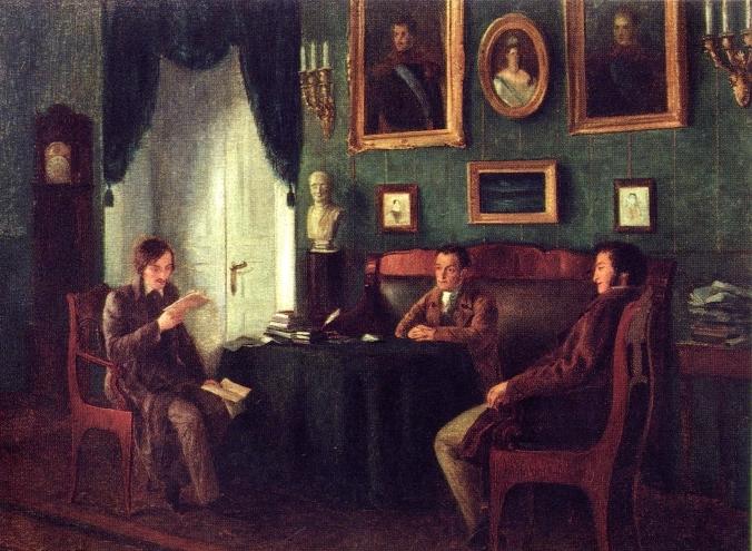анализ стихотворения чаадаеву пушкина по плану