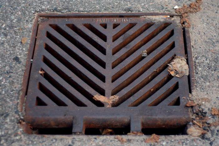 ливневая канализация в частном доме своими руками уклон